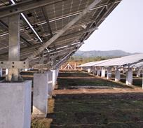 400kw Solar Disel Hybird Micro Grid System Kayin State –Partner Group of Aung Thidi Phyo Co.,LTD (Construction & Installation)